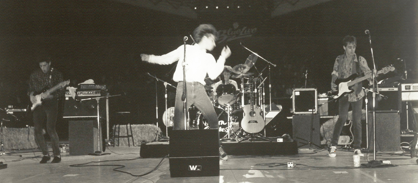 "1986-08-30 Opening For KD Lang ""Ontario Place Forum"" Toronto ON"