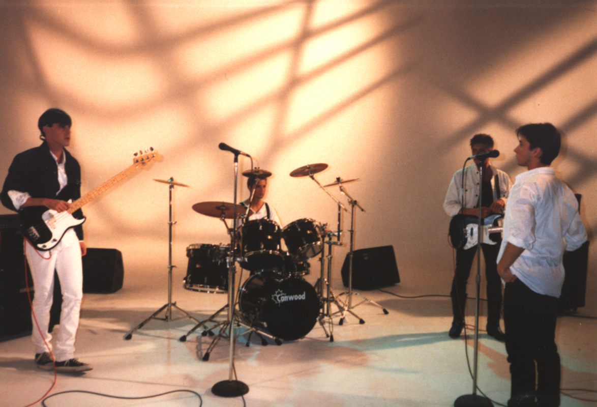 "1987-05-01 ""Teenland"" Video Shoot - Toronto ON"