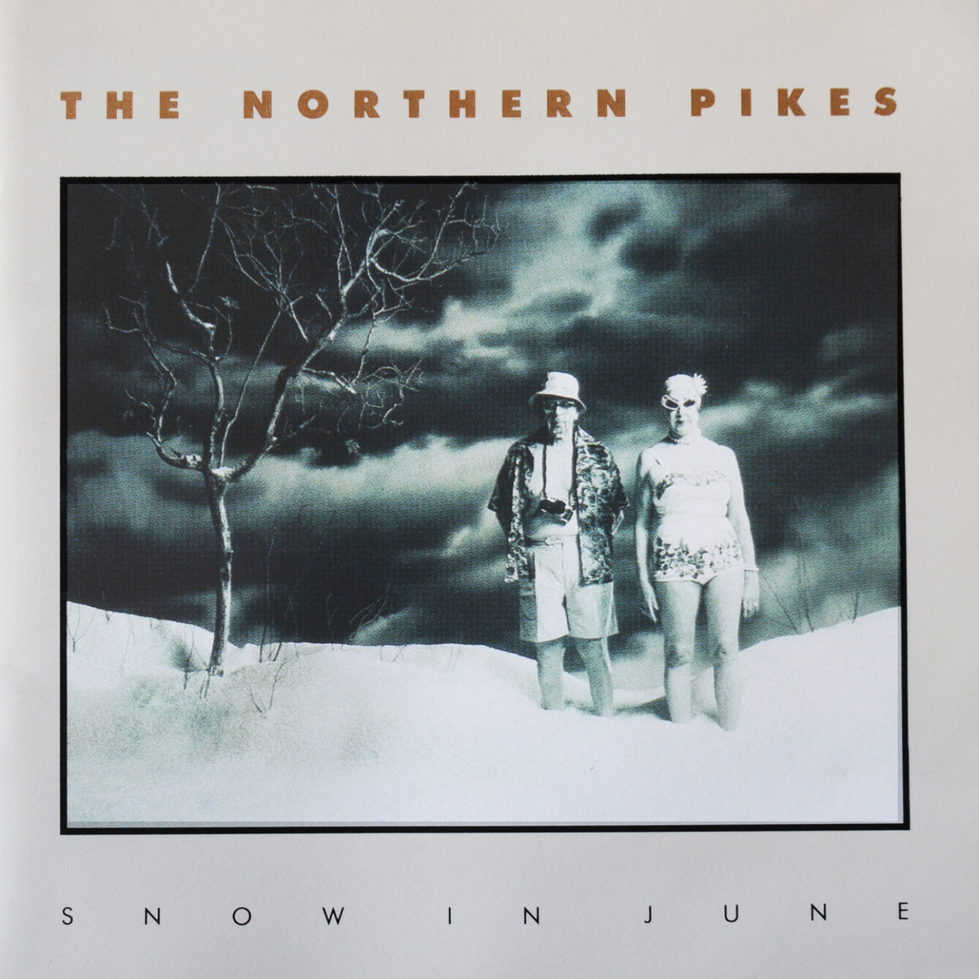 Snow In June - June 1990