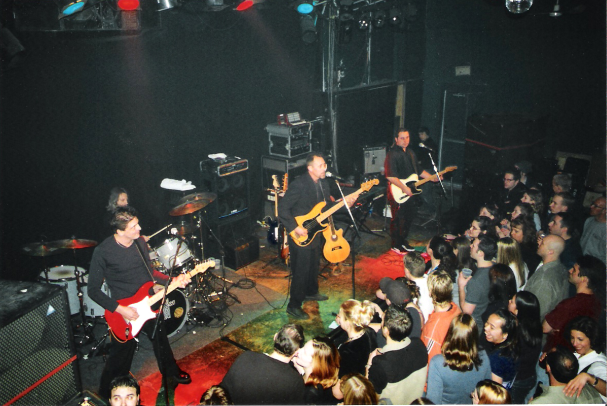 "2000-01-20 First Gig In Over 6 Years ""The State"" Regina SK"