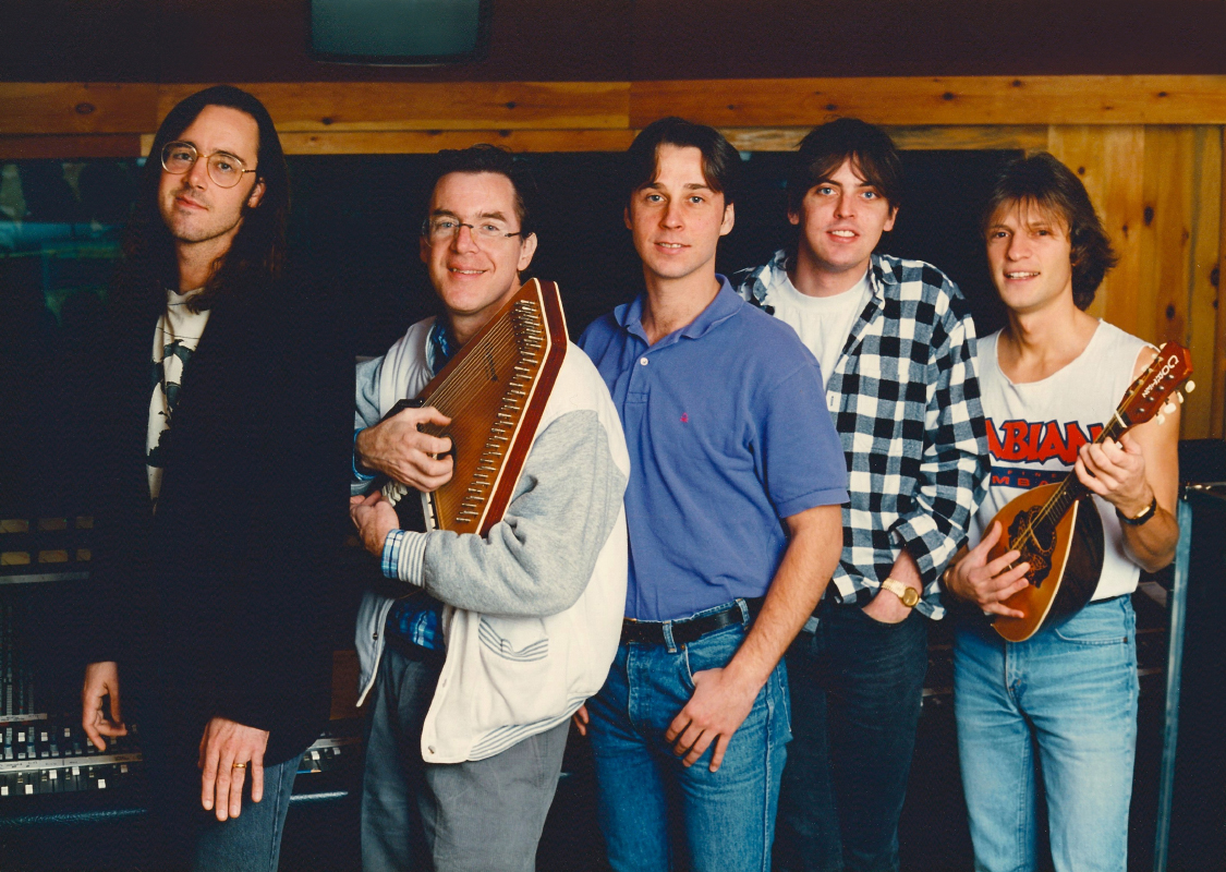 1989-12-01 Pikes & John Sebastian - Bearsville Studio - Woodstock NY