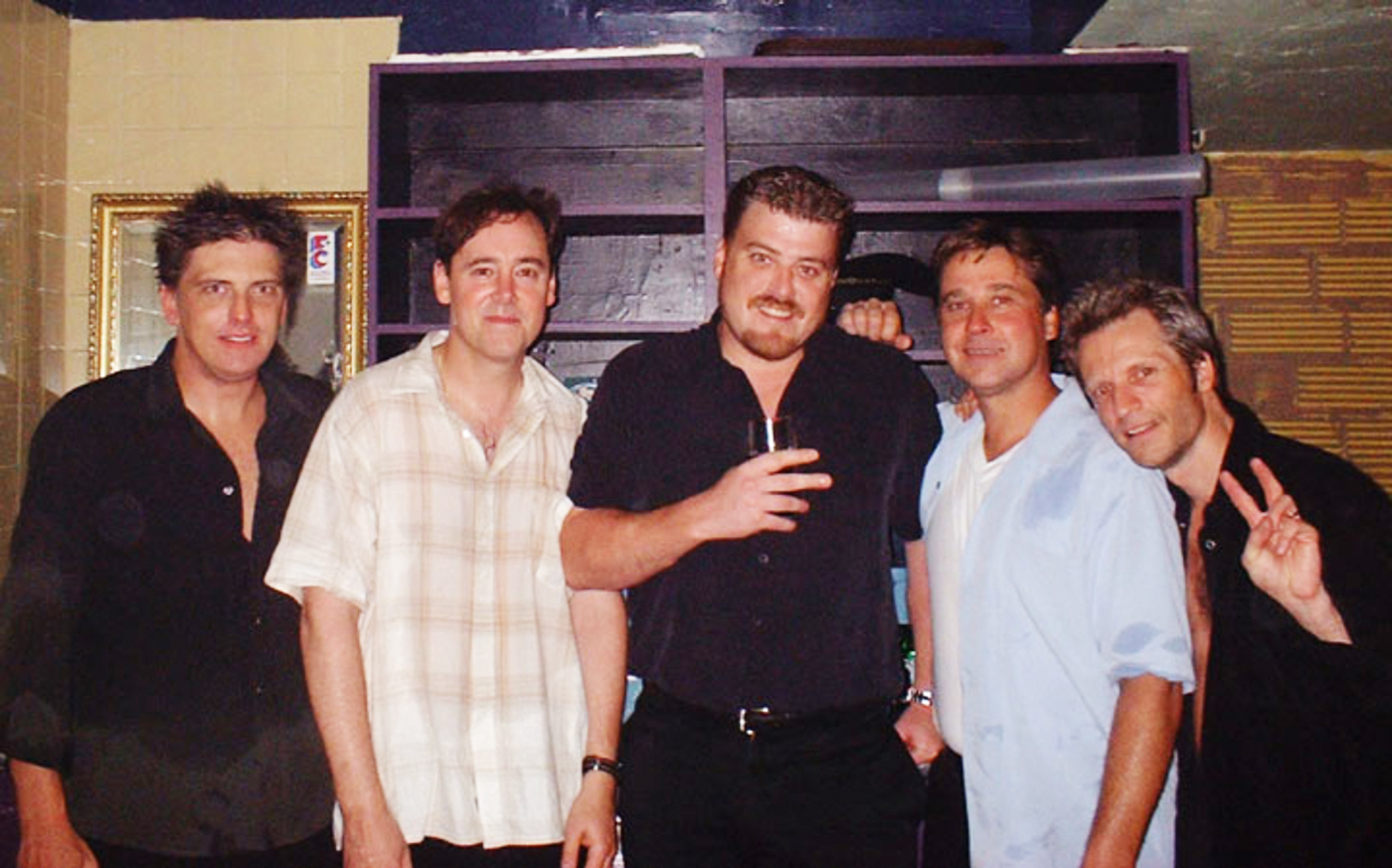 2003-08-03 Pikes & Robb Wells Halifax NS