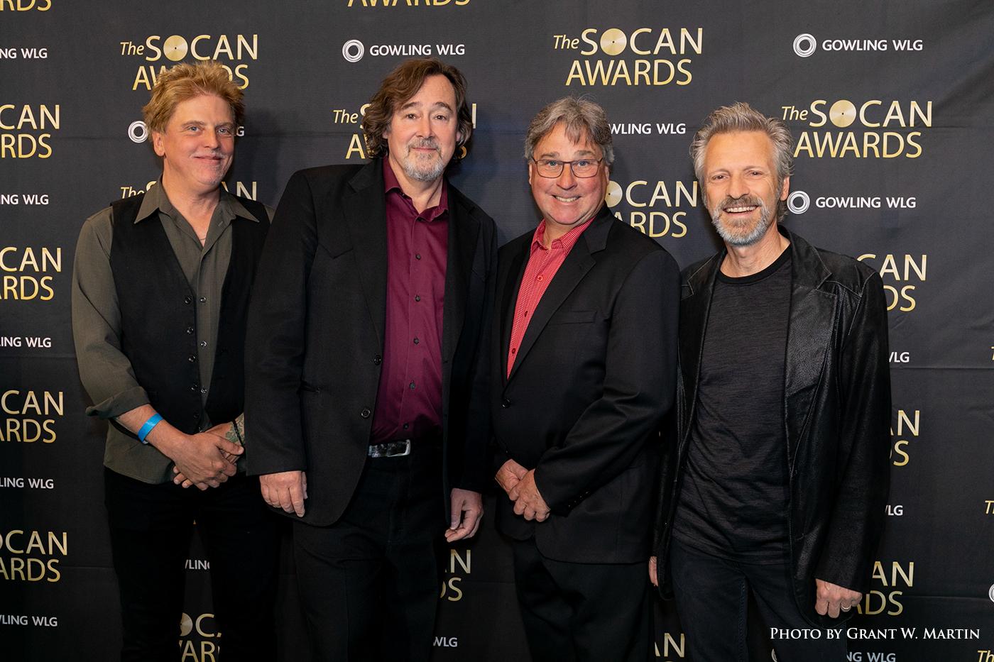2018-06-18 Socan Awards