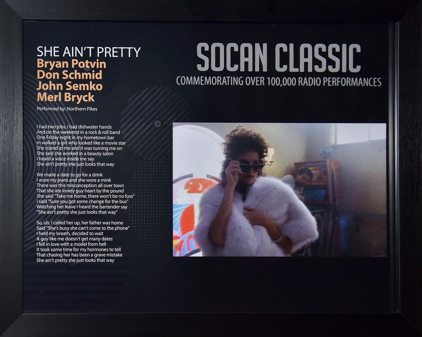 2018-06-18 Socan Classic Award