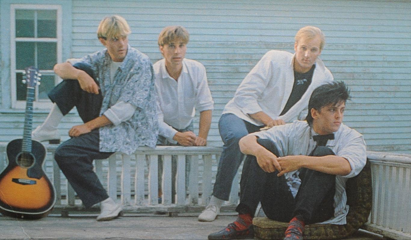 """1985-09-01 """"Scene In North America"""" Album Cover - Pike Lake SK"""