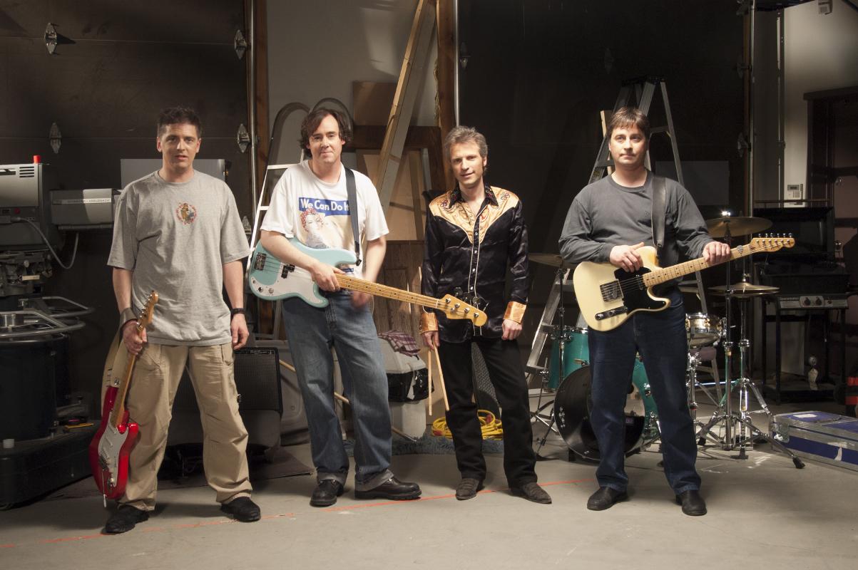 "2003-03-16 ""Blame The Song"" Video Shoot - Saskatoon SK"