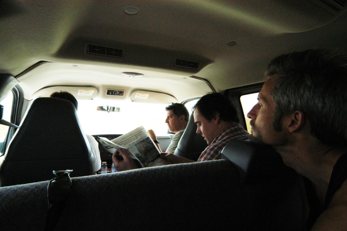 2004-08-14 Van To Medicine Hat AB