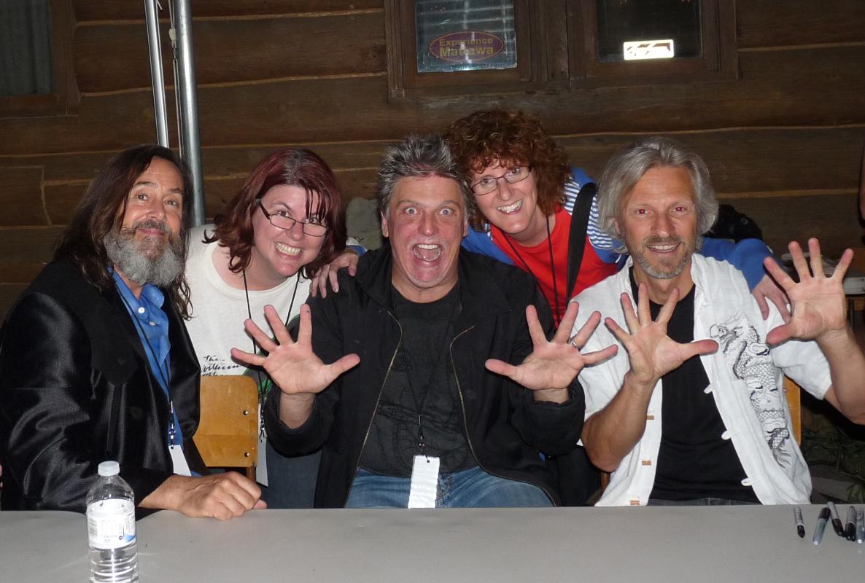 """2012-07-28 Pam & Sue 100th Show """"Voyageur Days"""" Mattawa ON"""