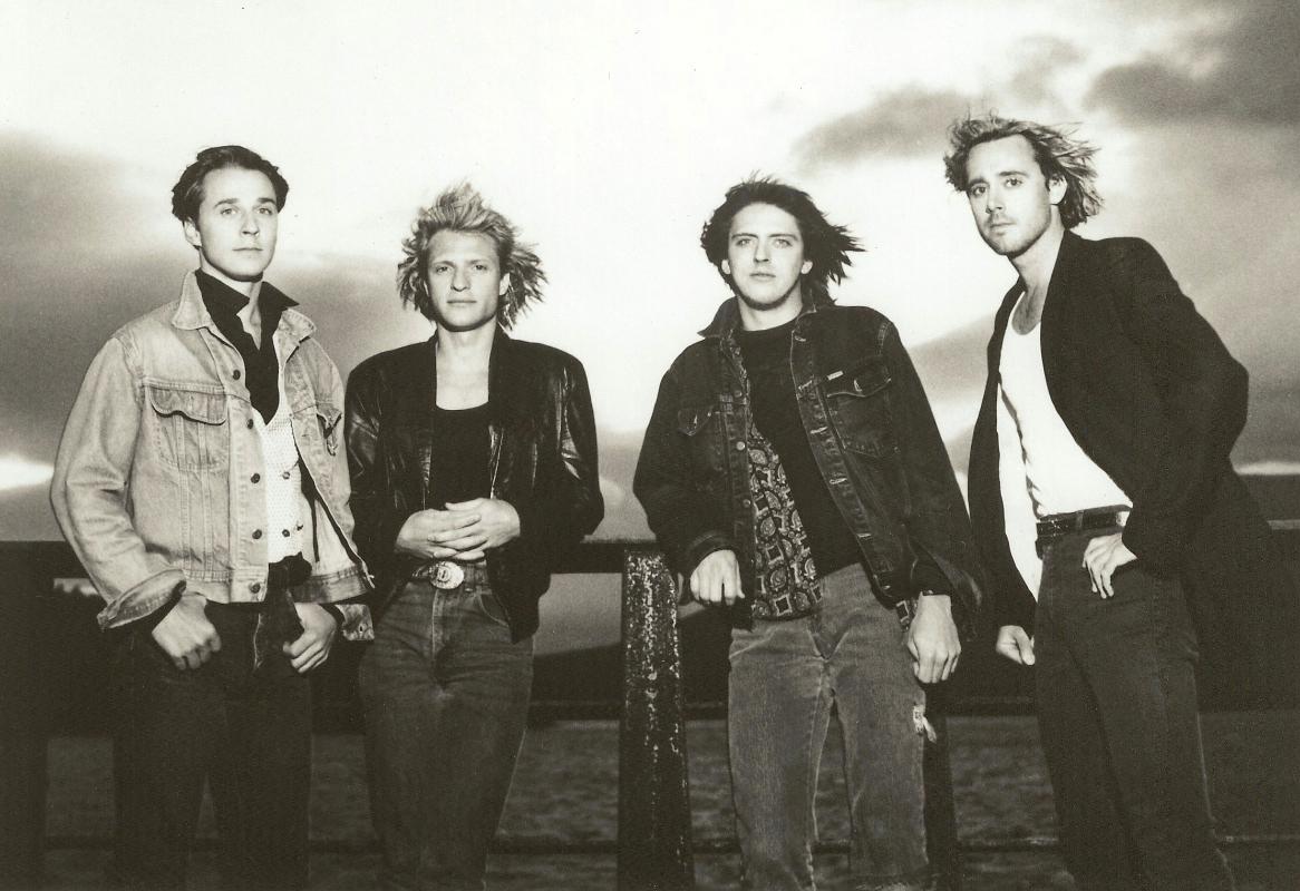 1988-04-01 Secrets Of The Alibi Photo Shoot Woodstock NY